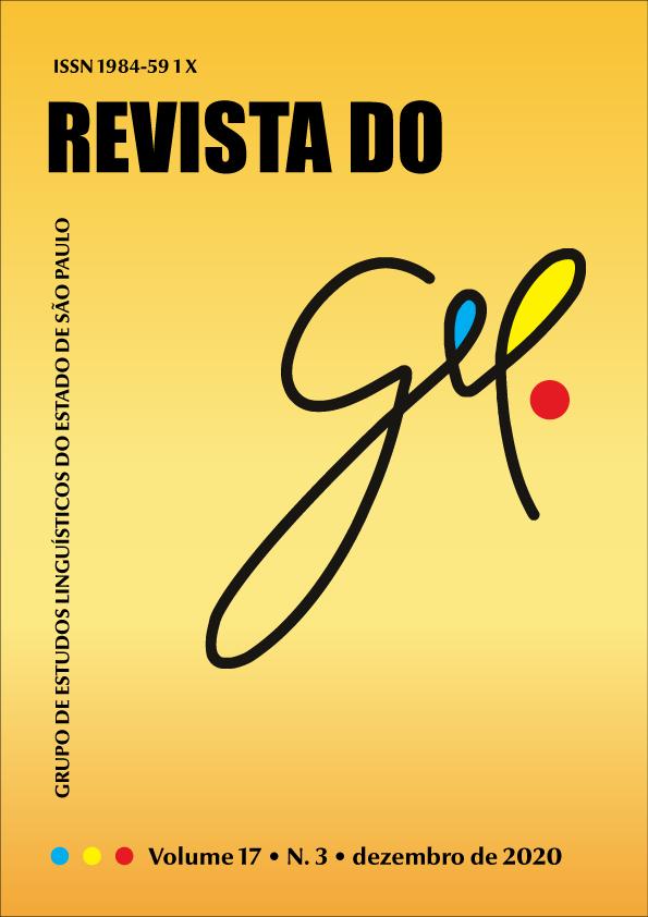 Visualizar v. 17 n. 3 (2020): Revista do GEL