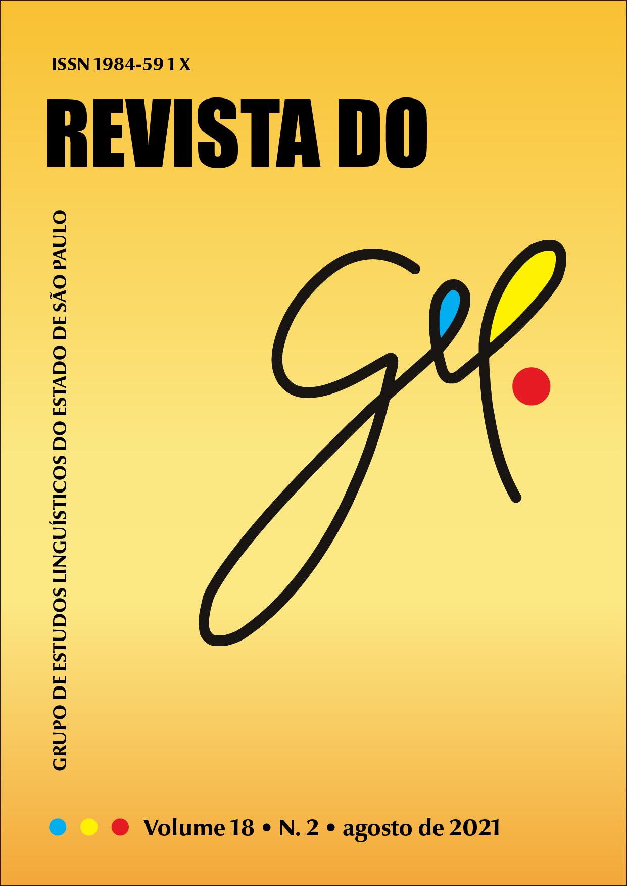 Visualizar v. 18 n. 2 (2021): Revista do GEL